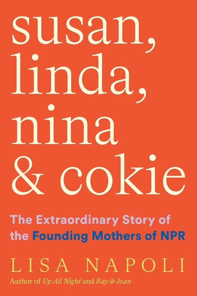 Lisa Napoli - Susan Linda Nina & Cokie (Hcvr)