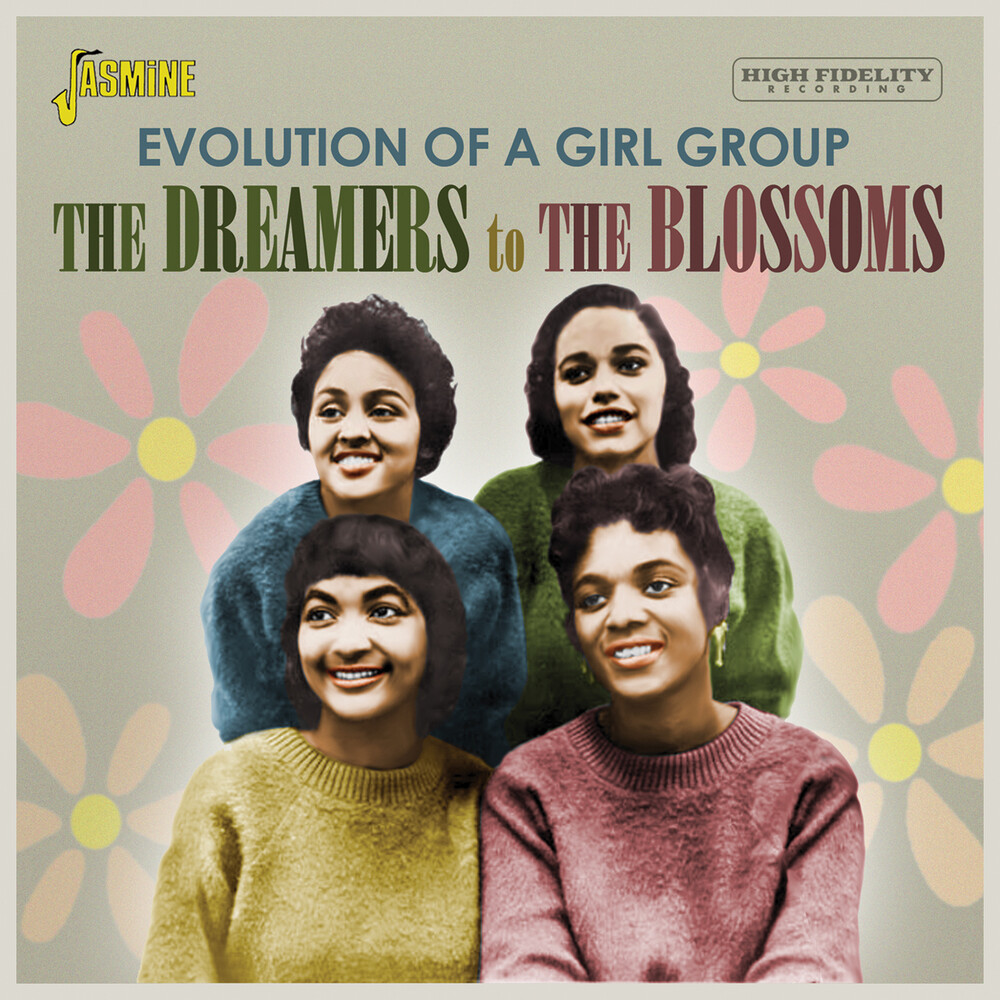 Dreamers To The Blossoms - Dreamers To The Blossoms (Uk)