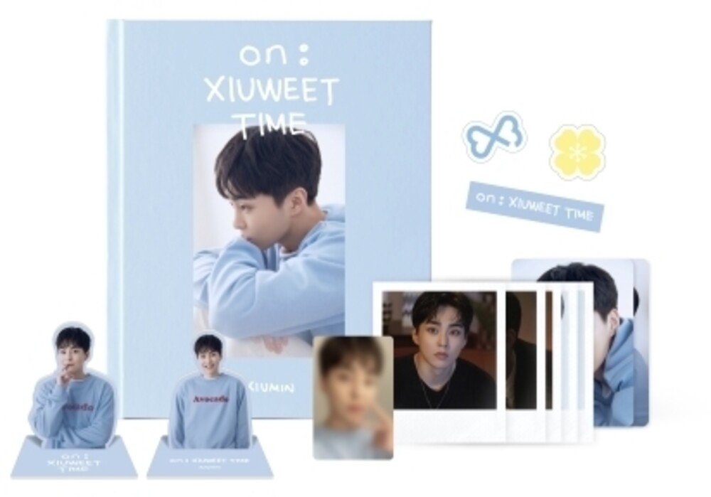 Xiumin (Exo) - On: Xiuweet Time Photo Story Book (Stic) (Phot)