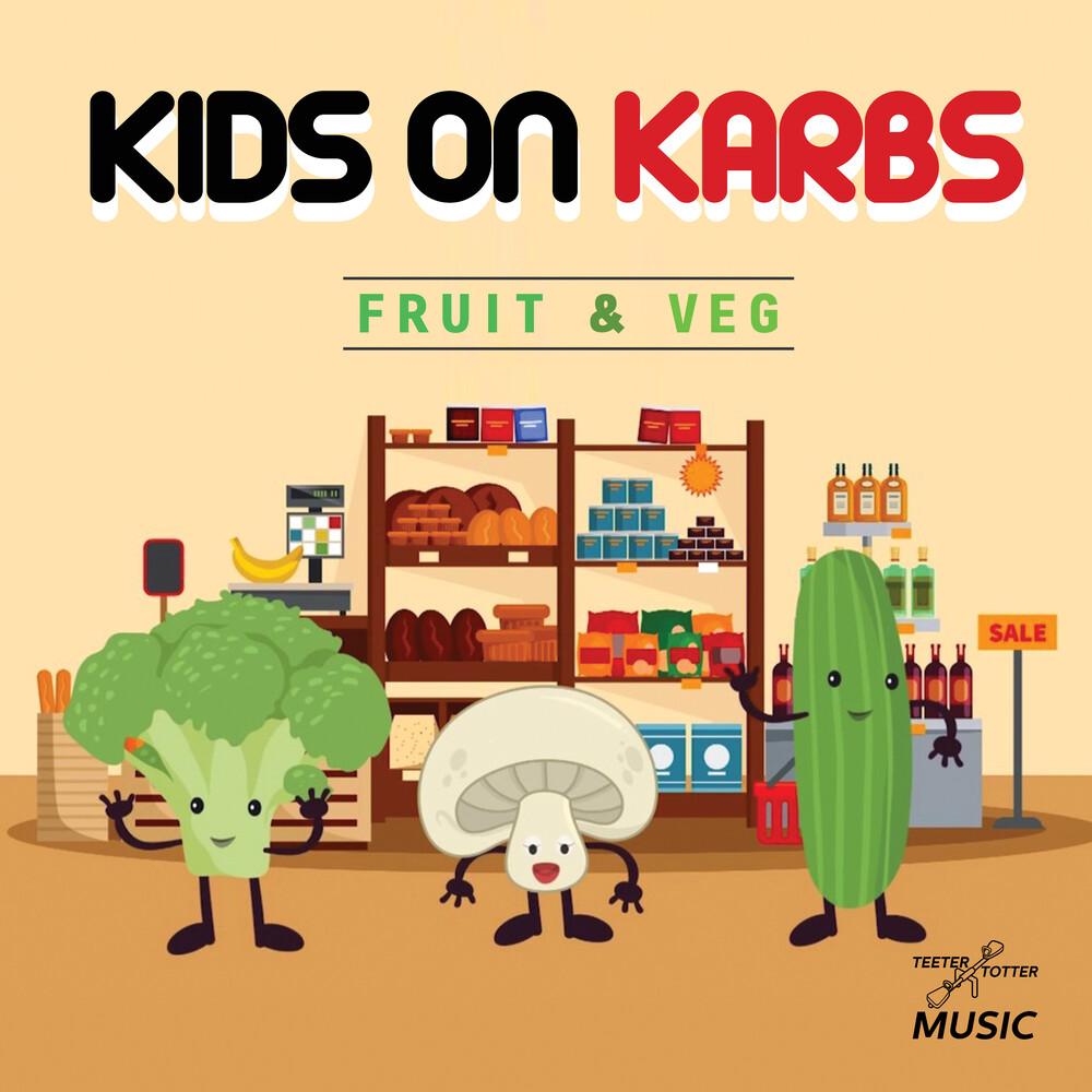 Kids On Karbs - Fruit & Veg (Mod)