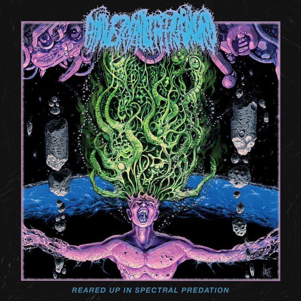 Universally Estranged - Reared Up In Spectral Predation (Uk)