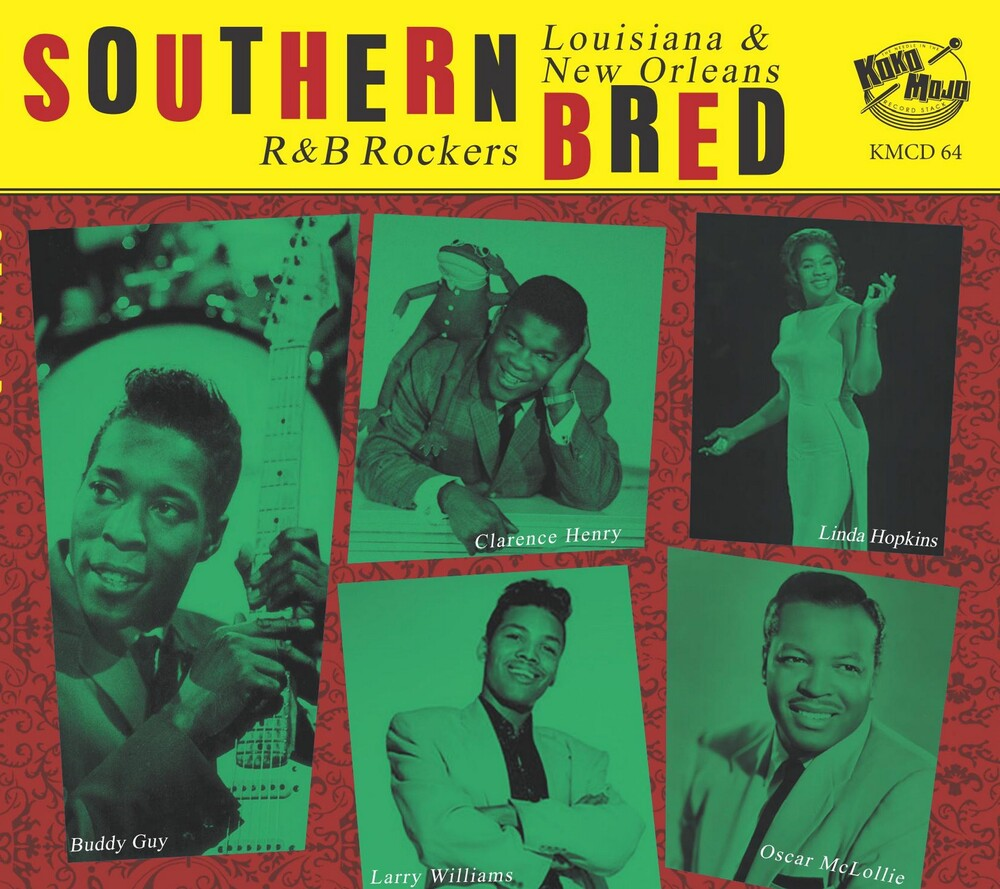 Southern Bred 14 Louisiana New Orleans R&B / Var - Southern Bred 14 Louisiana New Orleans R&B / Var