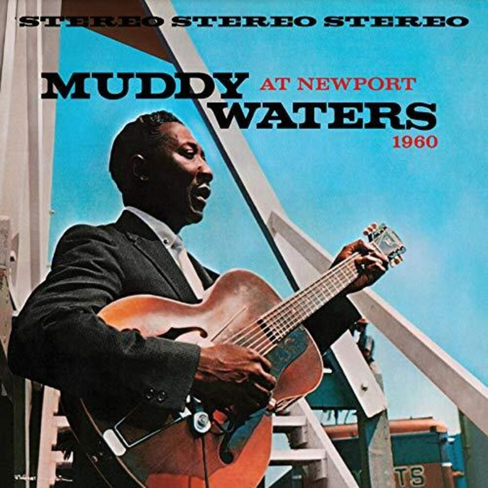 Muddy Waters - Muddy Waters At Newport 1960 (Audp) (Gate) [Limited Edition]