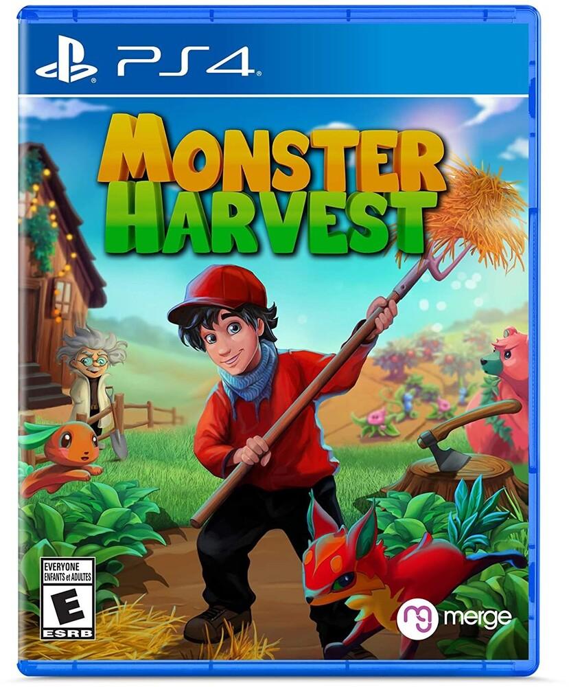 - Ps4 Monster Harvest