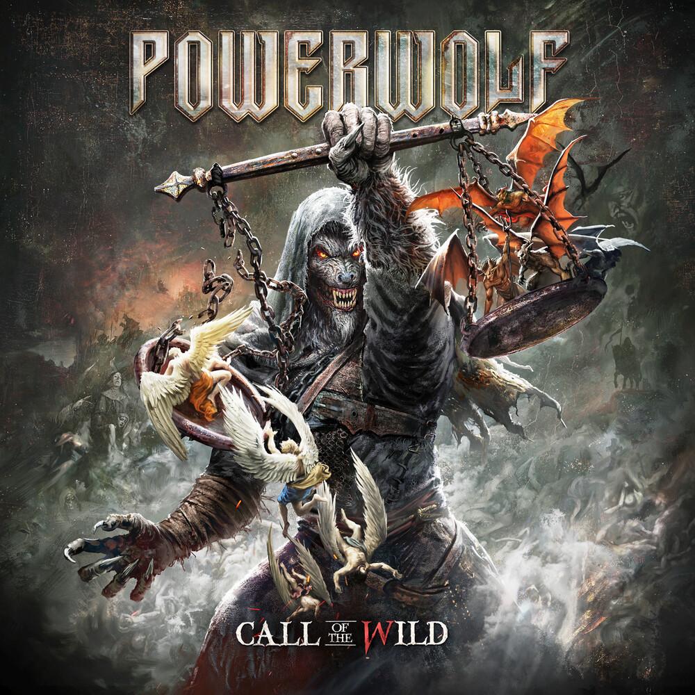 Powerwolf - Call Of The Wild [Deluxe] (Medb)