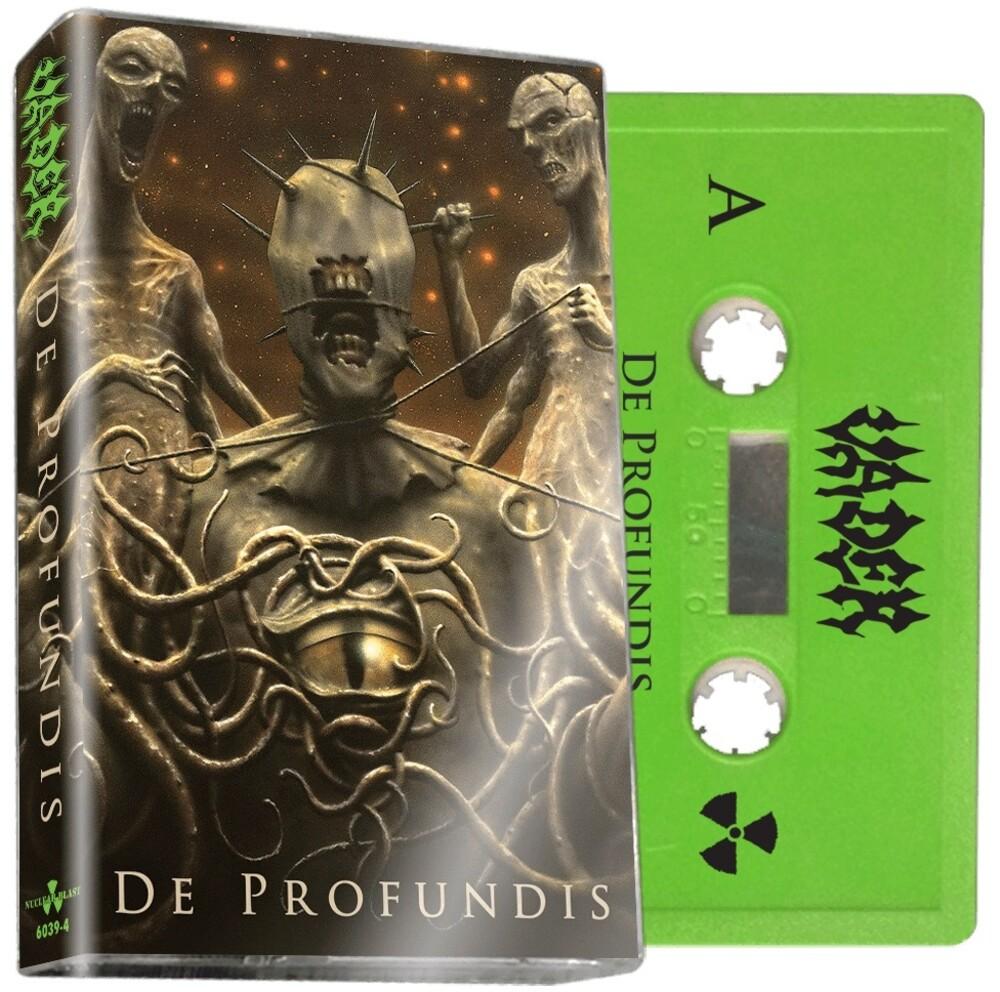Vader - De Profundis (Lime Green Vinyl) [Colored Vinyl] (Grn)