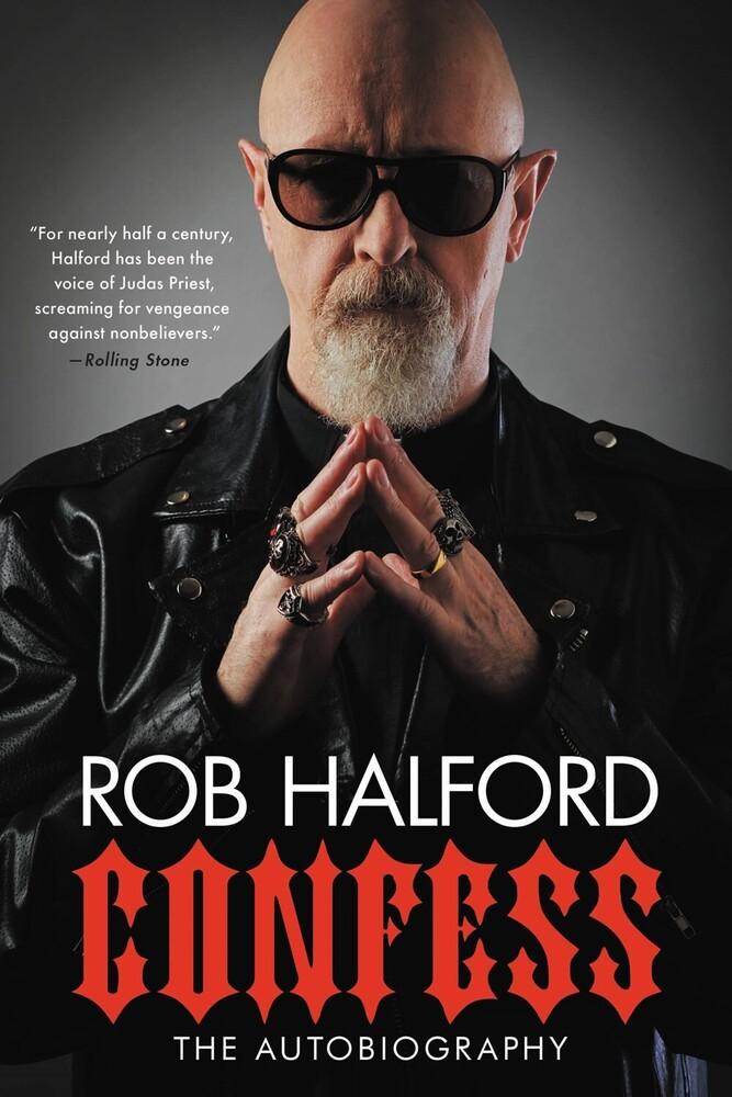 Rob Halford - Confess (Ppbk)