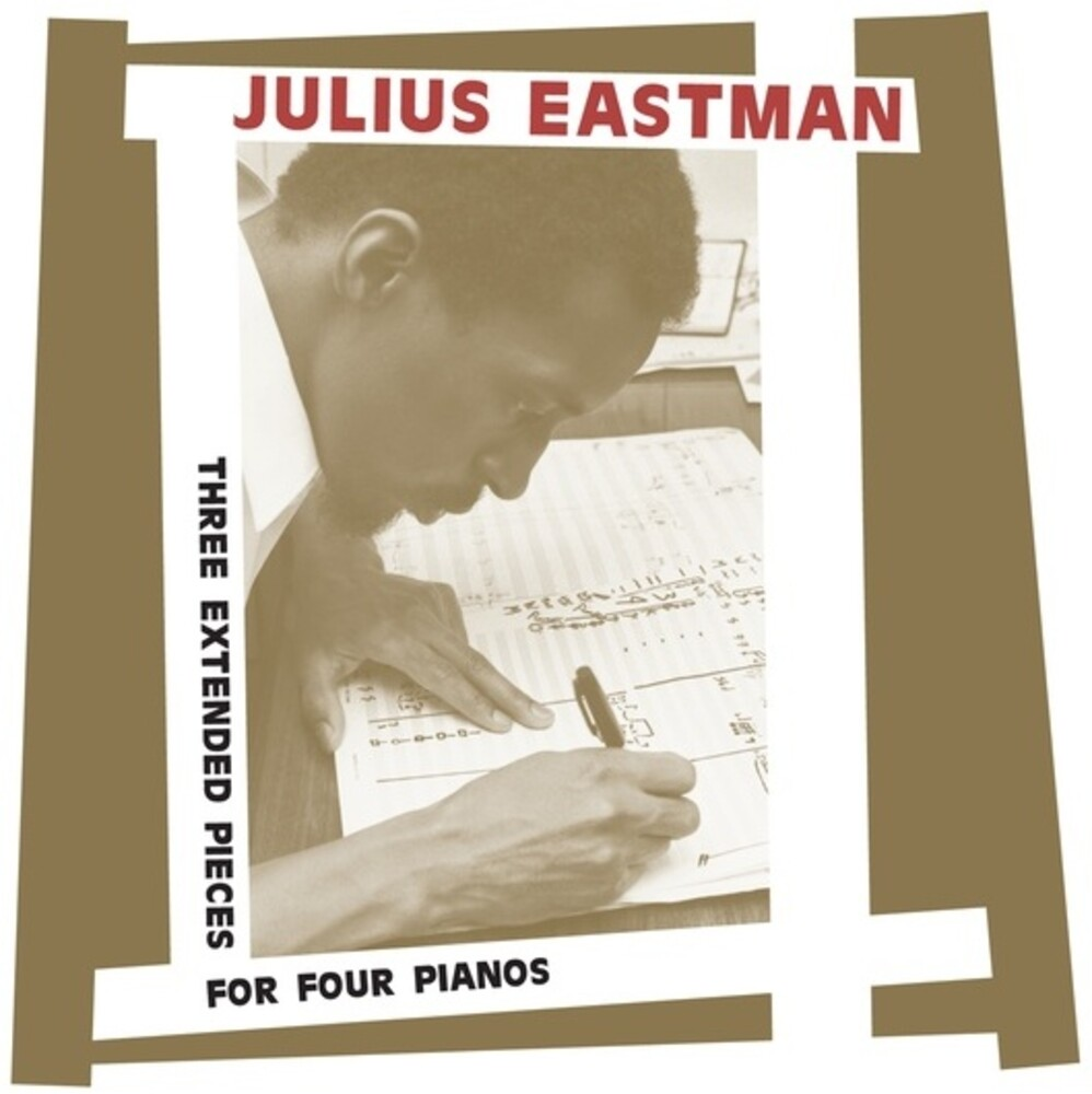 - Three Extended Pieces For Four Pianos