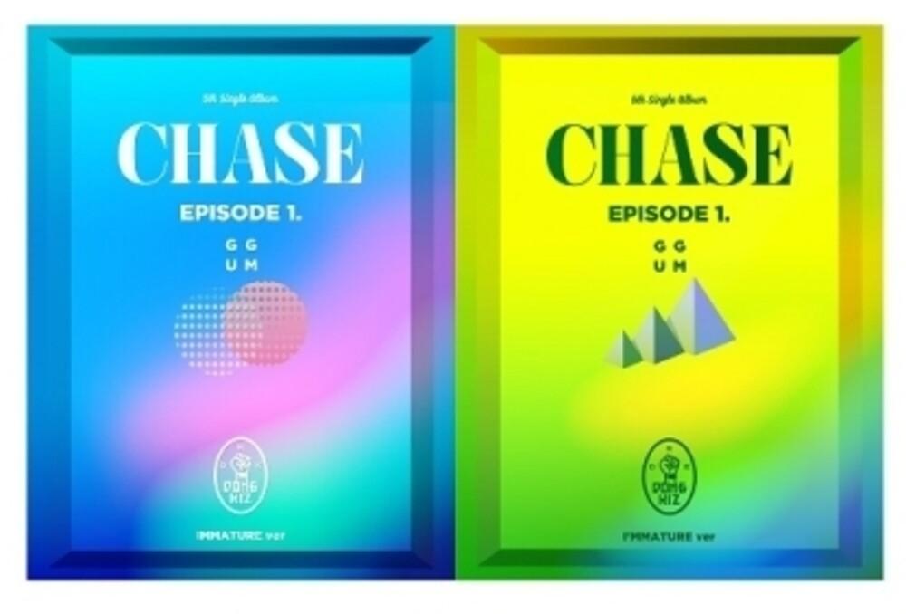 - Chase Episode 1: Ggum (Random Cover) (incl. 96pg Photobook, 2x Photocard, Postcard, 4-cut Photo + Photostand)