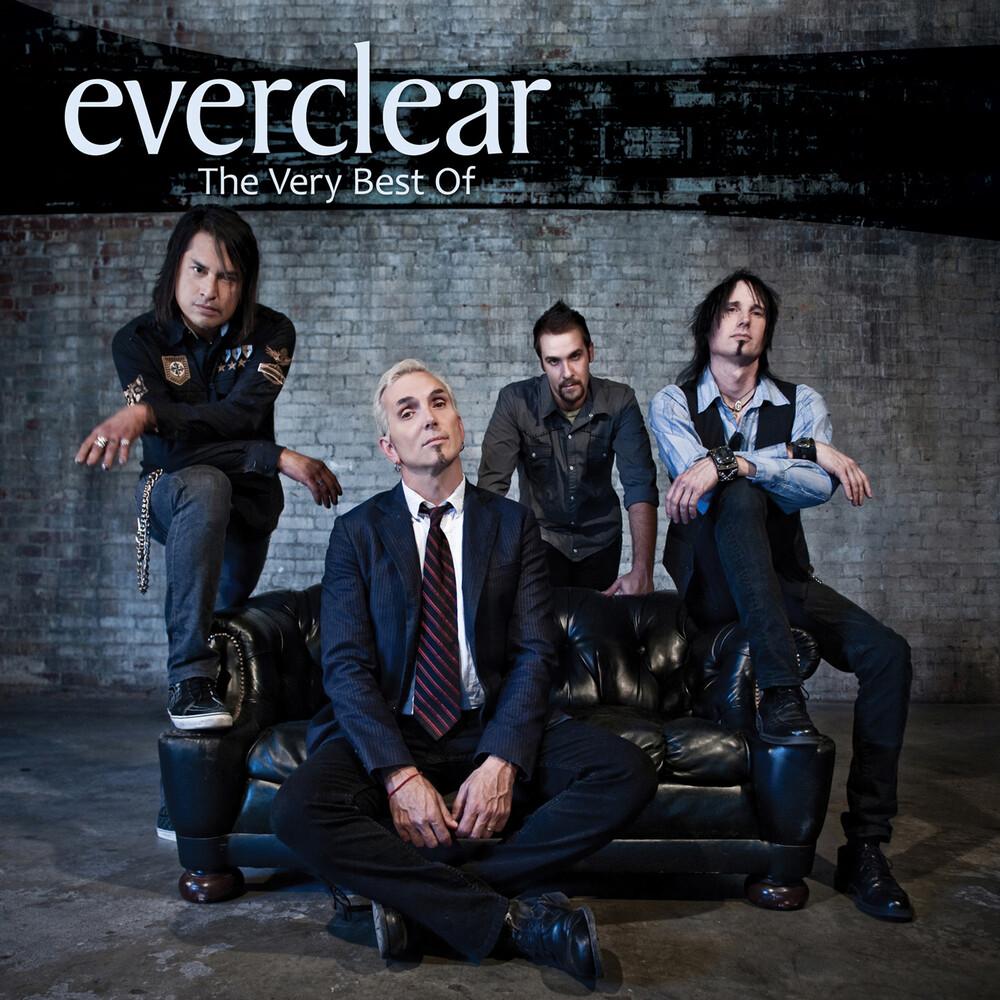 Everclear - Very Best Of (Blue & Red Splatter Vinyl) (Blue)