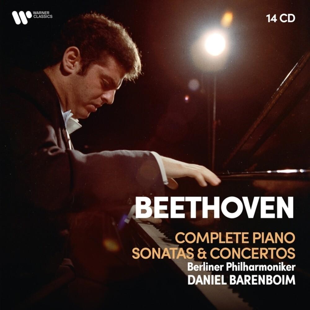- Beethoven: Complete Piano Sonatas & Concertos, Diabelli Variations