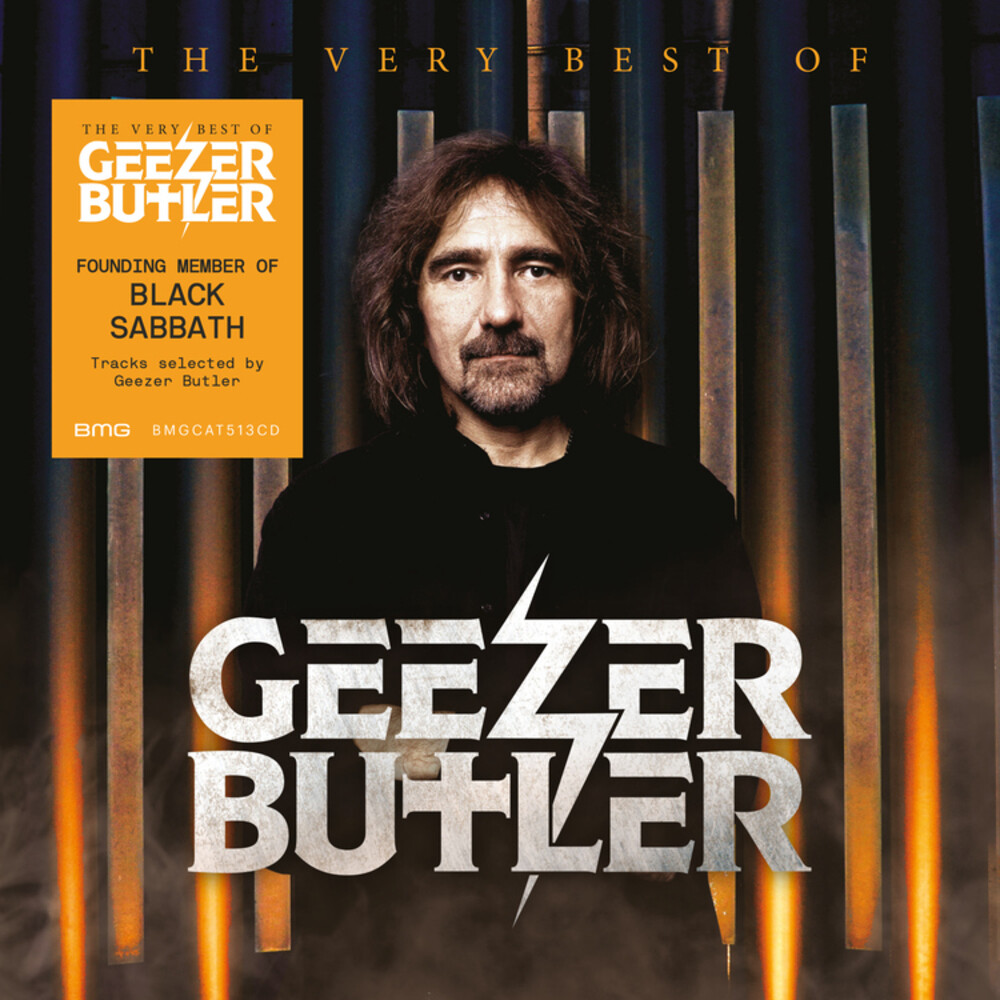 Geezer Butler - Very Best Of Geezer Butker