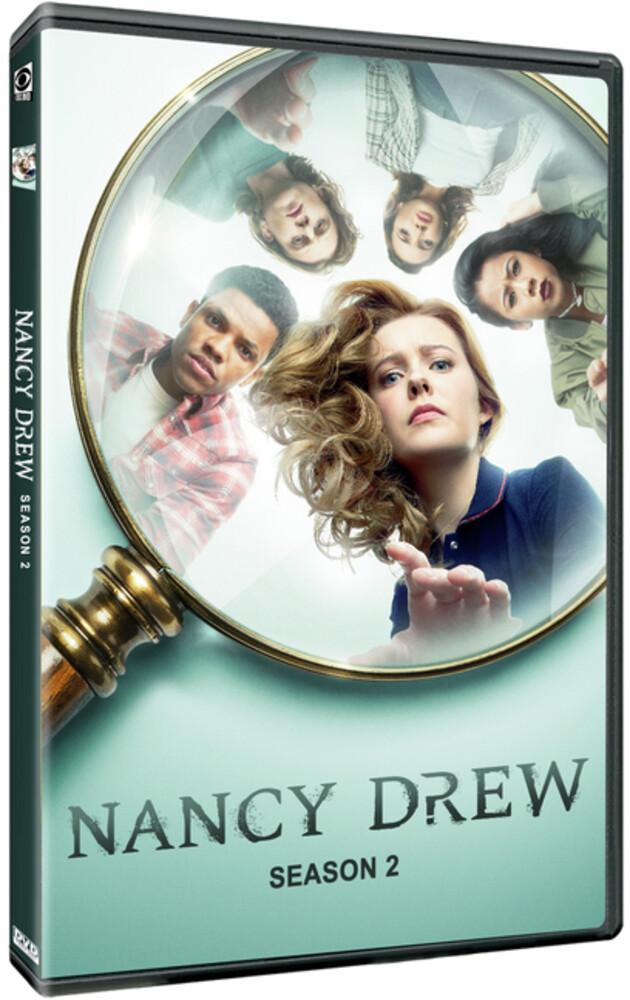 Nancy Drew: Season Two - Nancy Drew: Season Two (4pc) / (Box Full Mod Ac3)