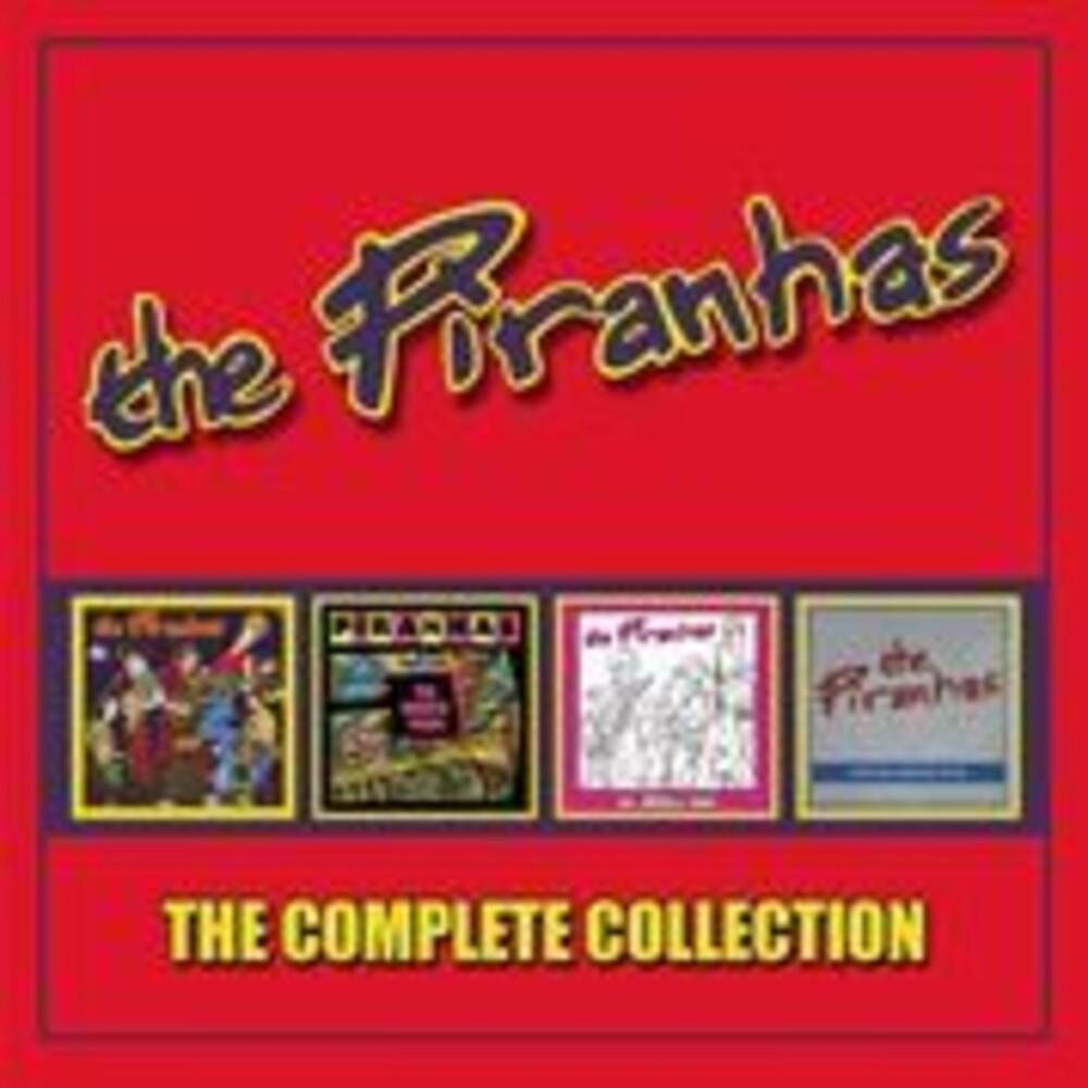 Piranhas - Complete Collection (Uk)