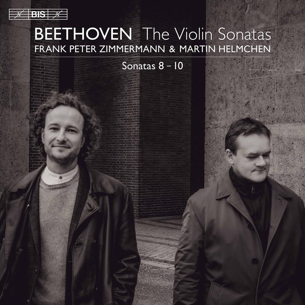 Beethoven / Zimmermann / Helmchen - Violin Sonatas 3 (Hybr)