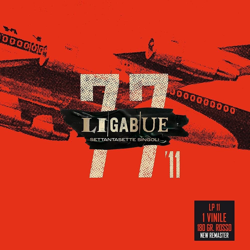 Ligabue - 77 Singoli (Ita)