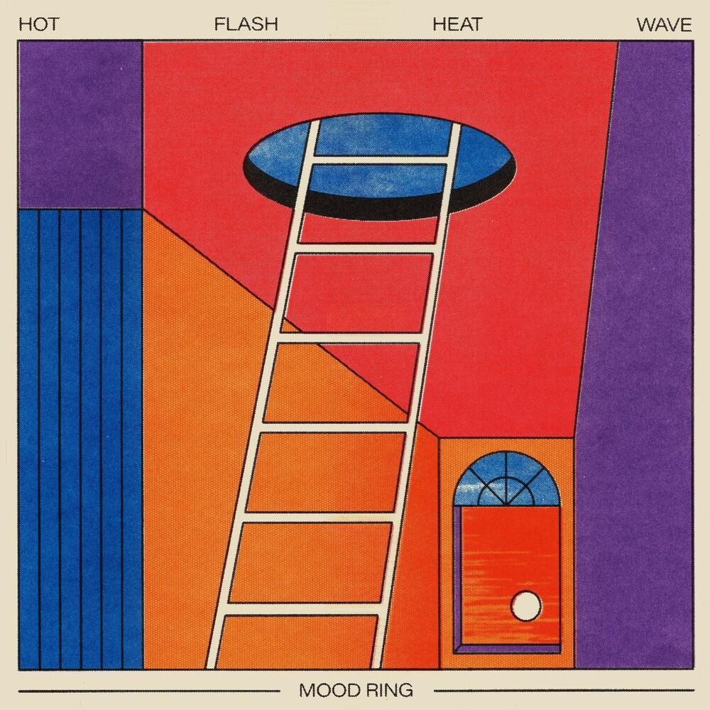 Hot Flash Heat Wave - Mood Ring