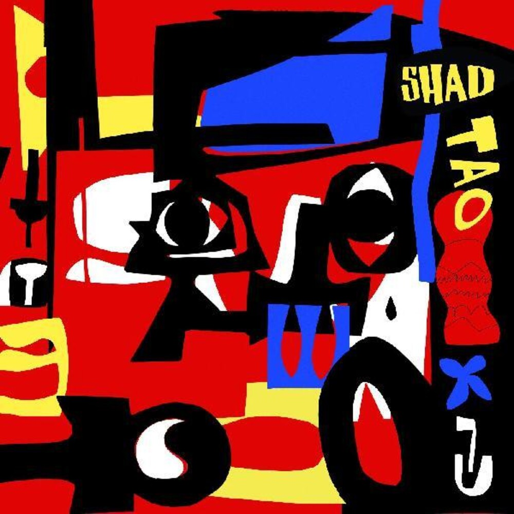 Shad - Tao [Blue Colored Vinyl]