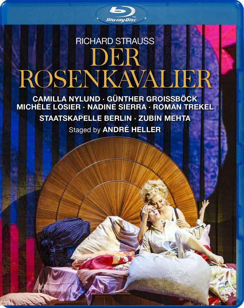 Strauss, Richard - Der Rosenkavalier