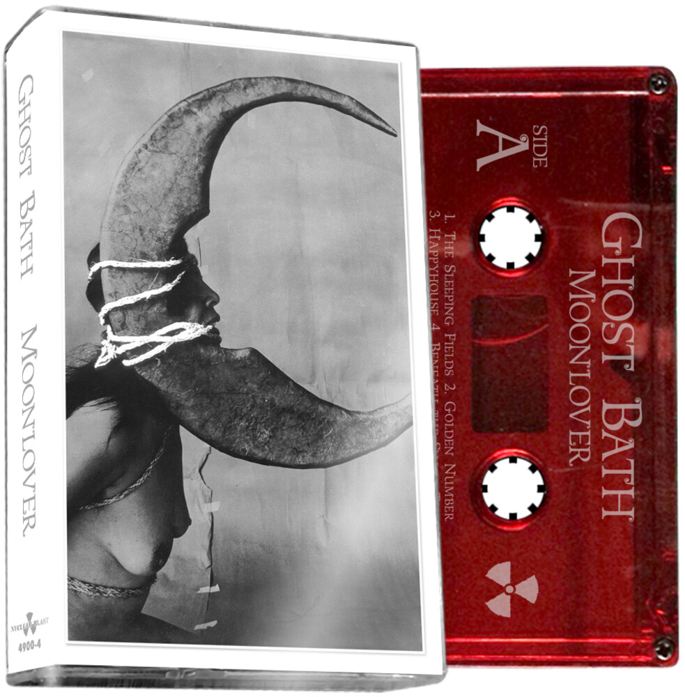 Ghost Bath - Moonlover [Indie Exclusive] (Red Cassette) (Colc) [Limited Edition] (Red)