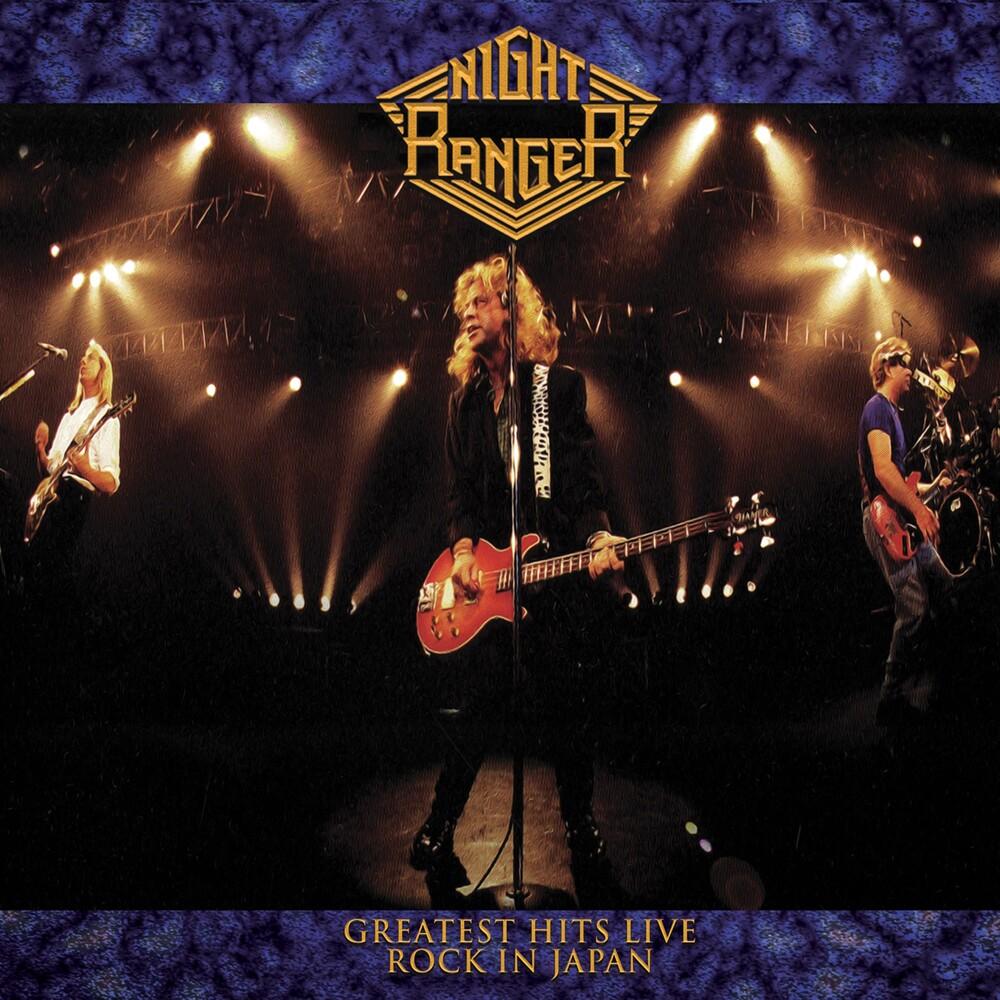 Night Ranger - Rock In Japan - Greatest Hits Live [Digipak]