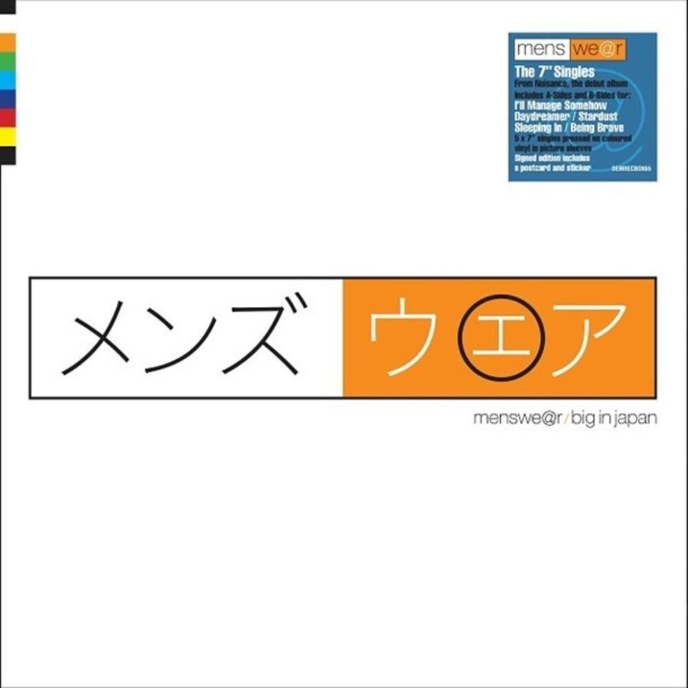 Menswear - Big In Japan: The 7-Inch Singles (Box) [Colored Vinyl] (Uk)