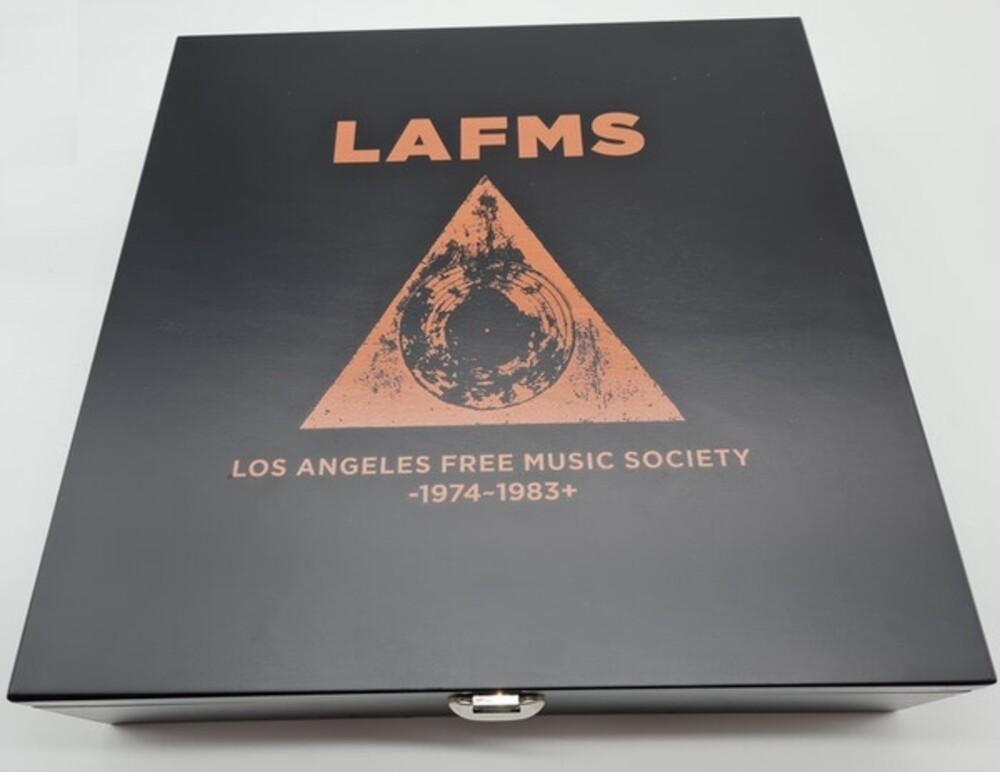 Los Angeles Free Music Society 1974-1983 / Various - Los Angeles Free Music Society 1974-1983 / Various