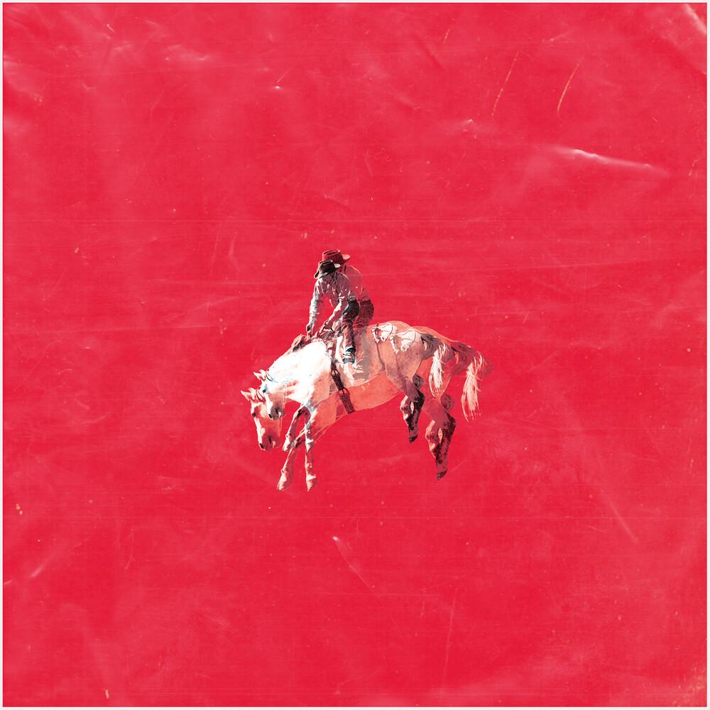 Toledo - Jockeys Of Love [Colored Vinyl] (Ep) [Limited Edition] (Red)
