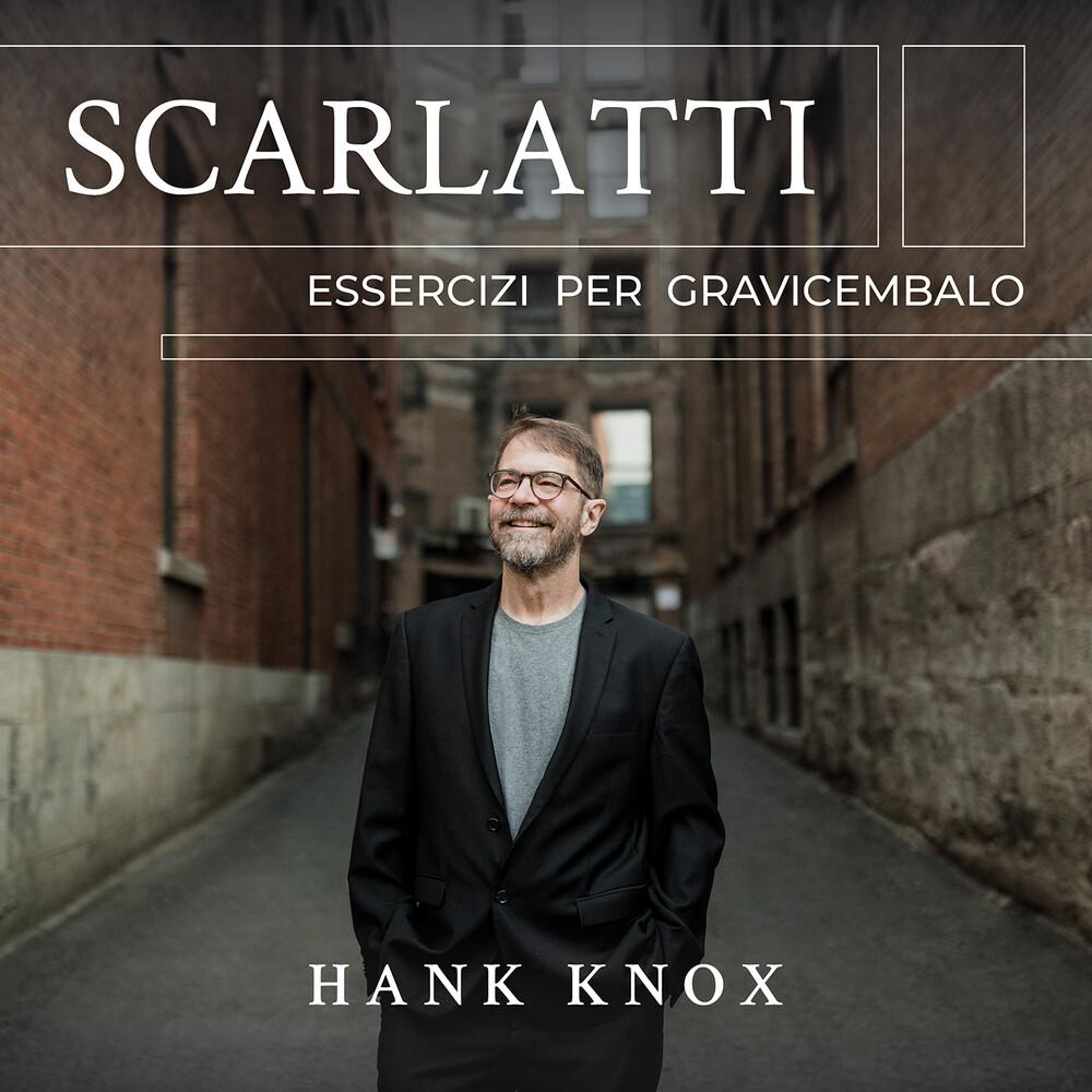 Scarlatti / Knox - Essercizi Per Gravicembalo