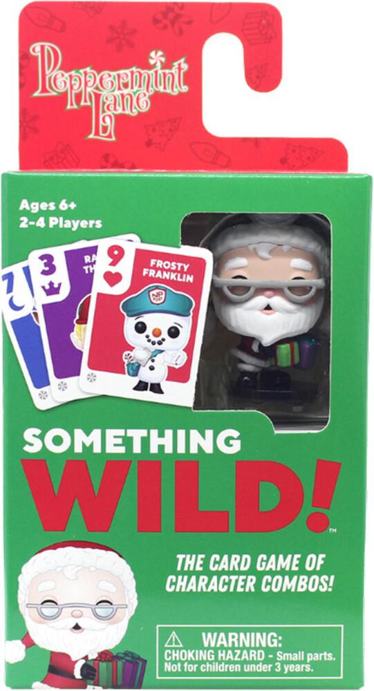 Funko Signature Games: - Something Wild! Peppermint Lane - Santa Claus