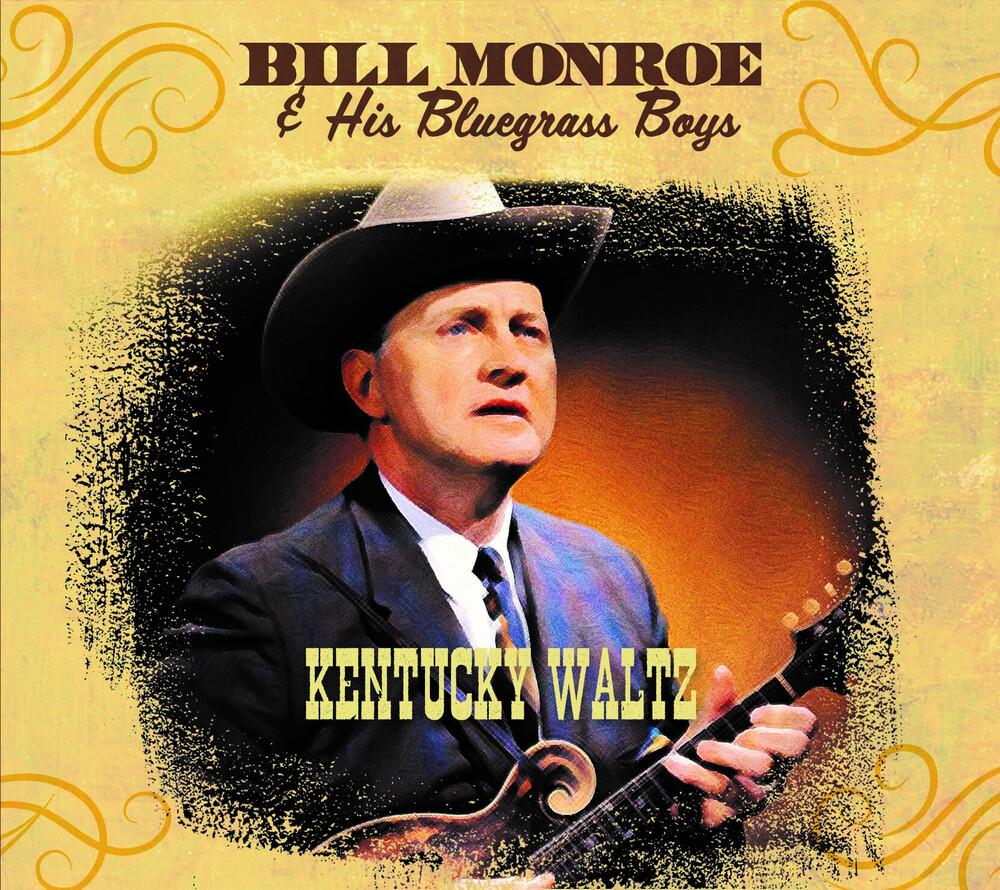 Bill Monroe  & His Bluegrass Boys - Kentucky Waltz
