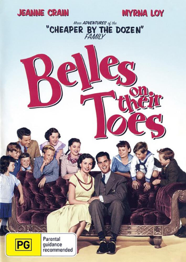 Belles on Their Toes - Belles On Their Toes / (Aus Ntr0)