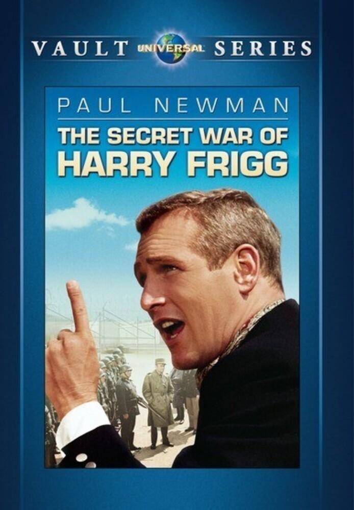 Secret War Of Harry Frigg - The Secret War of Harry Frigg