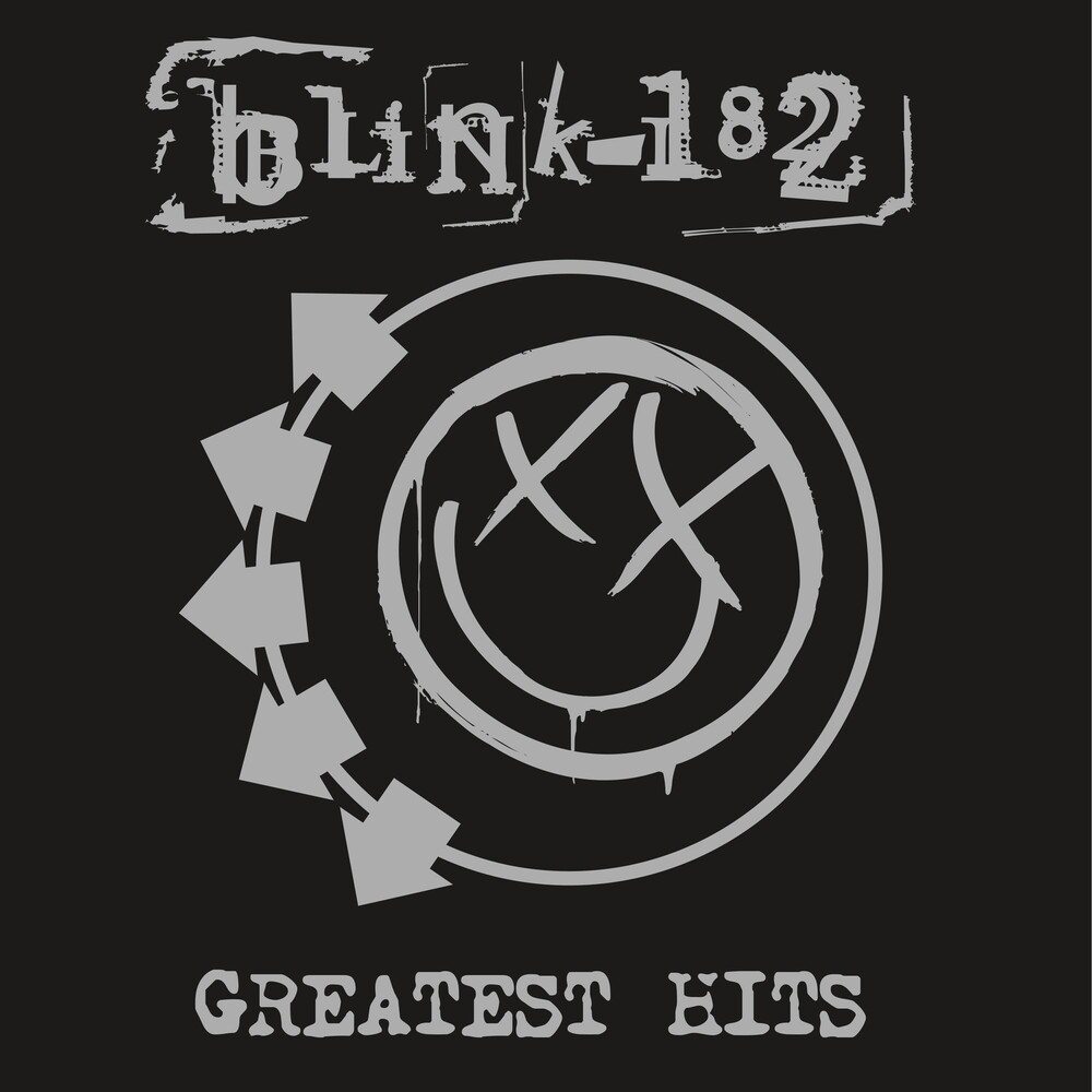 blink-182 - Greatest Hits [Colored Vinyl]