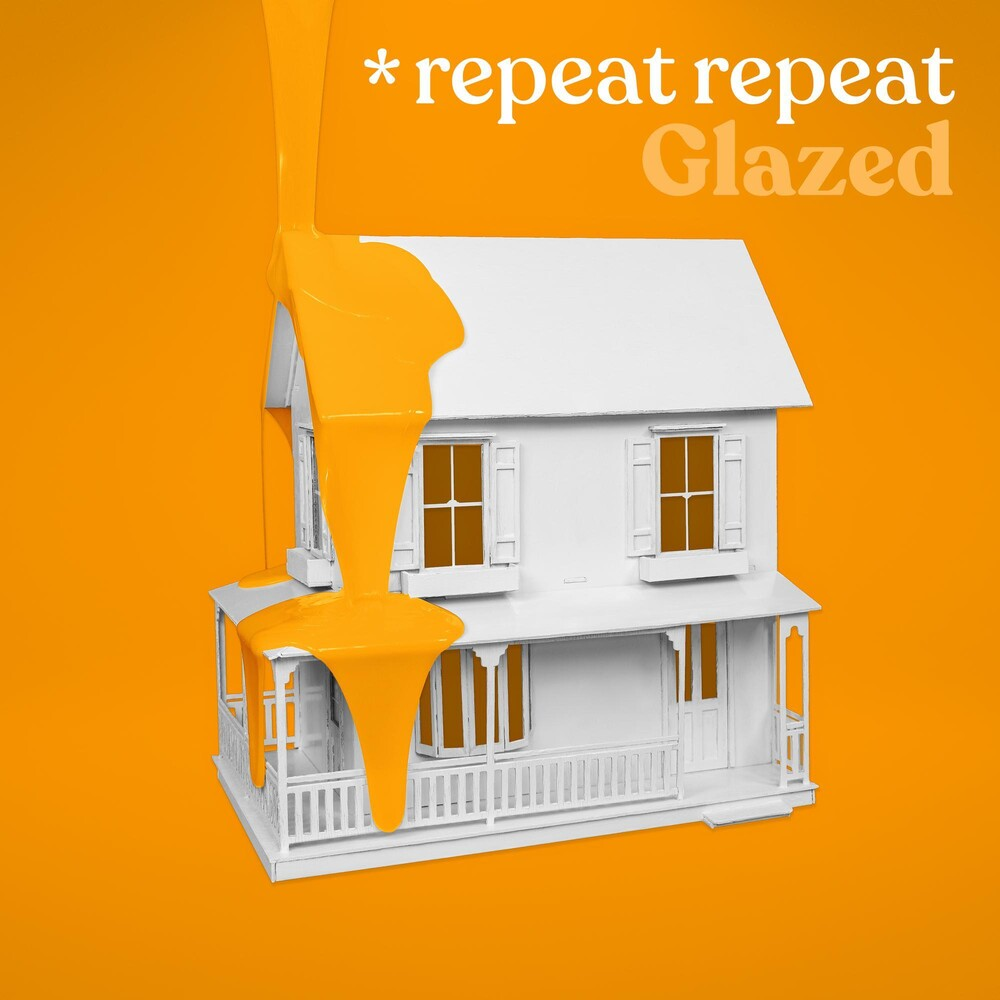 *repeat repeat - Glazed [LP]