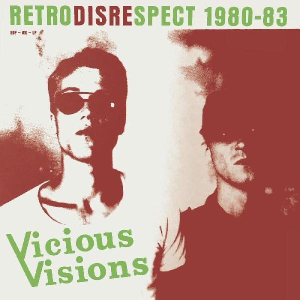 Vicious Visions - Retrodisrespect 1980-1983 (Swe)