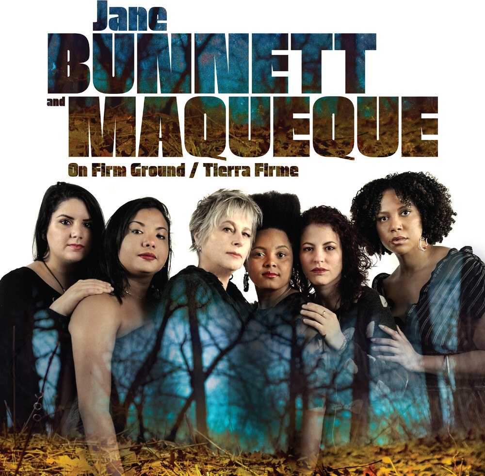Jane Bunnett & Maqueque - On Firm Ground / Tierra Firme