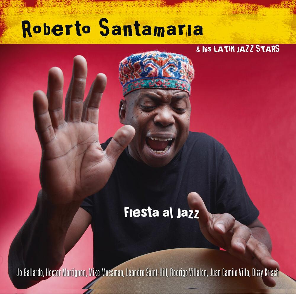 Roberto Santamaria - Cuban Soul Train
