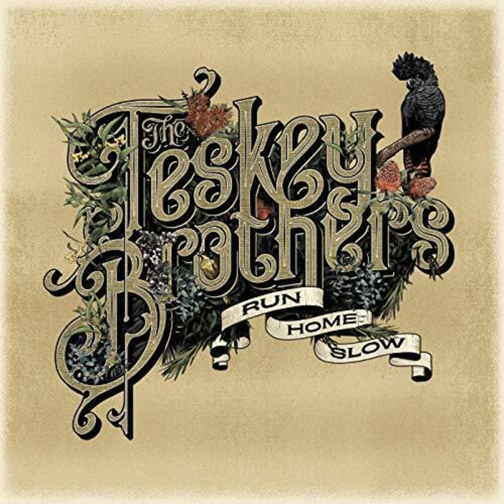 The Teskey Brothers - Run Home Slow [Import]