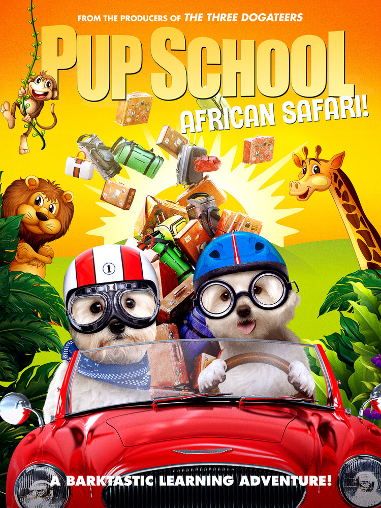 - Pup School: African Safari