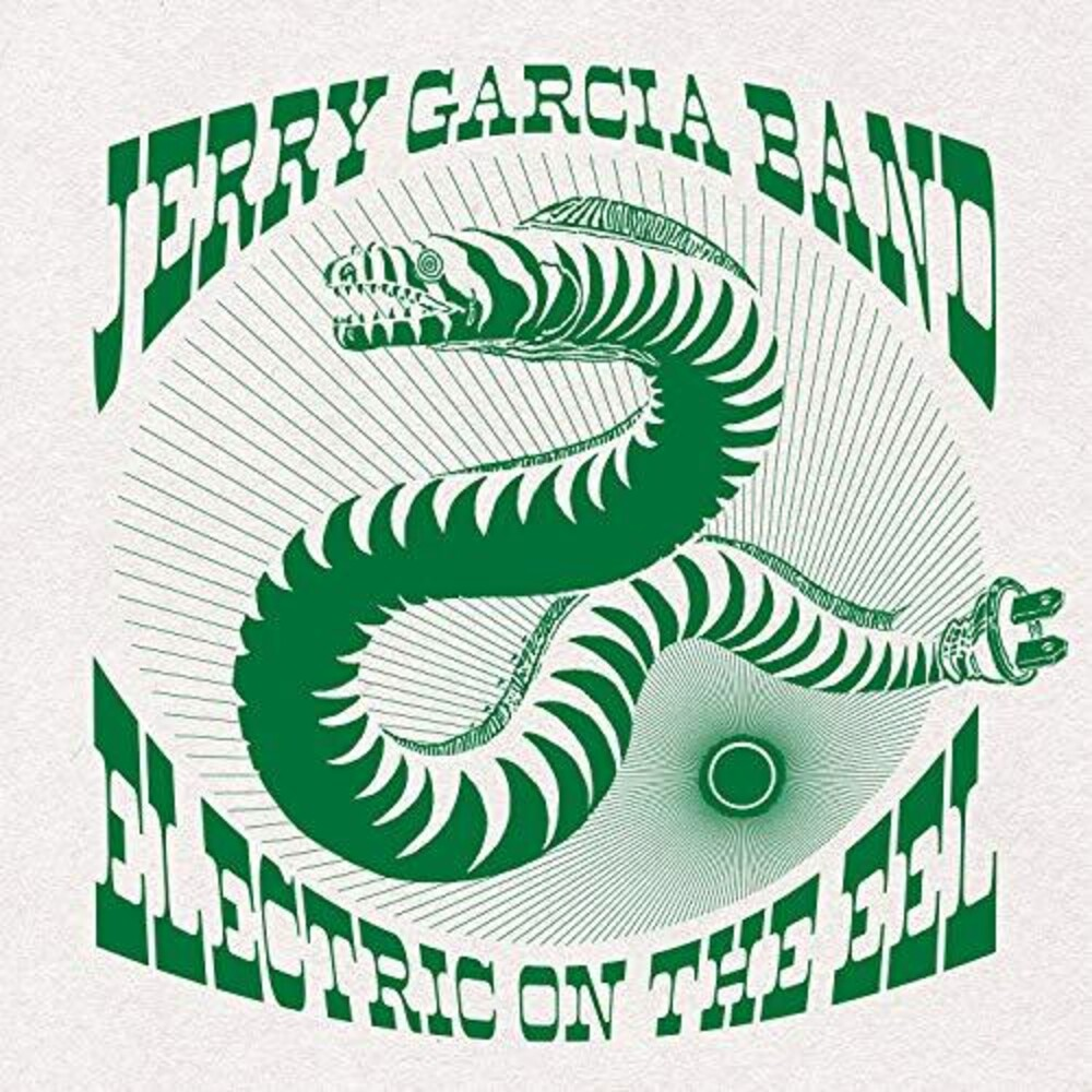 Jerry Garcia - Electric On The Eel [4LP]