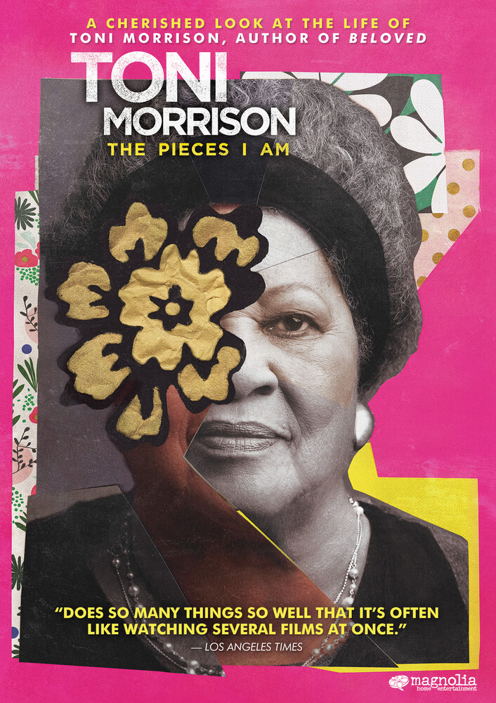 Timothy Greenfield-Sanders - Toni Morrison: The Pieces I Am