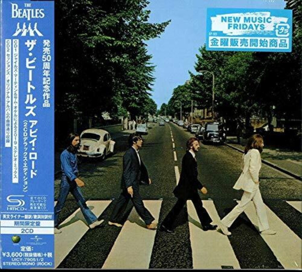 The Beatles - Abbey Road: Anniversary Edition [Import Deluxe]