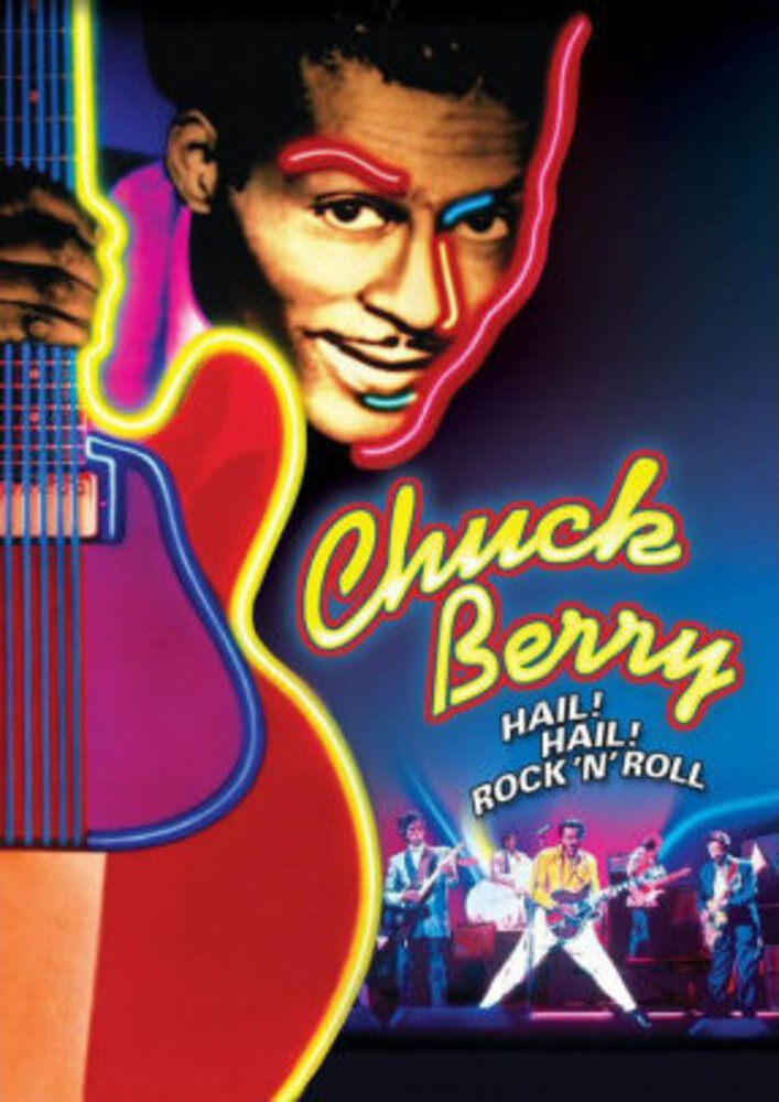 Chuck Berry - Chuck Berry: Hail! Hail! Rock 'n' Roll [DVD]
