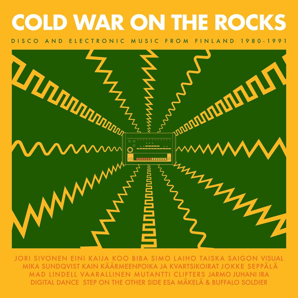 Cold War On The Rocks - Disco & Electronic / Var - Cold War On The Rocks - Disco & Electronic / Var