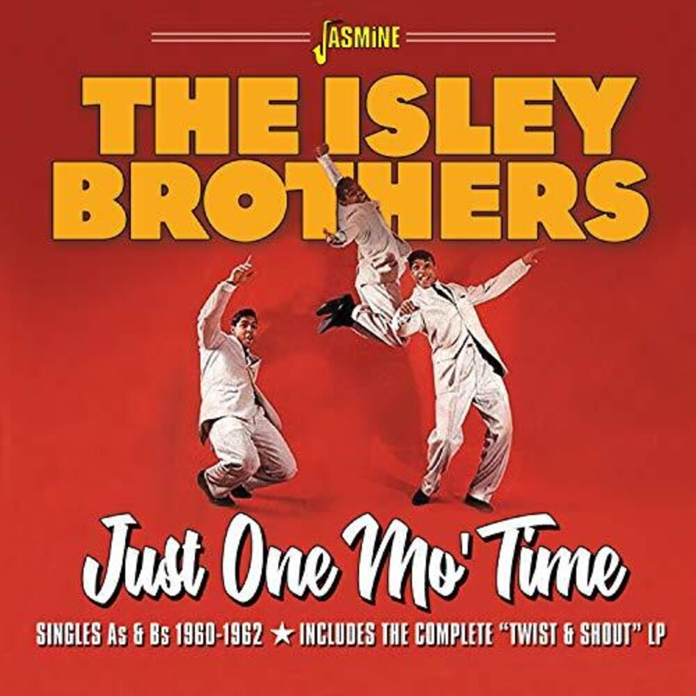 Isley Brothers - Just One Mo Time / Singles As & Bs 1960-1962 (Uk)