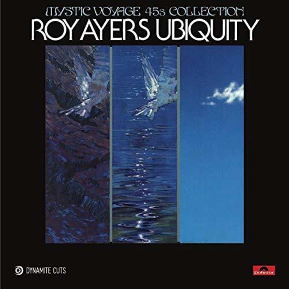 Roy Ayers / Ubiquity - Mystic Voyage 45s Collection