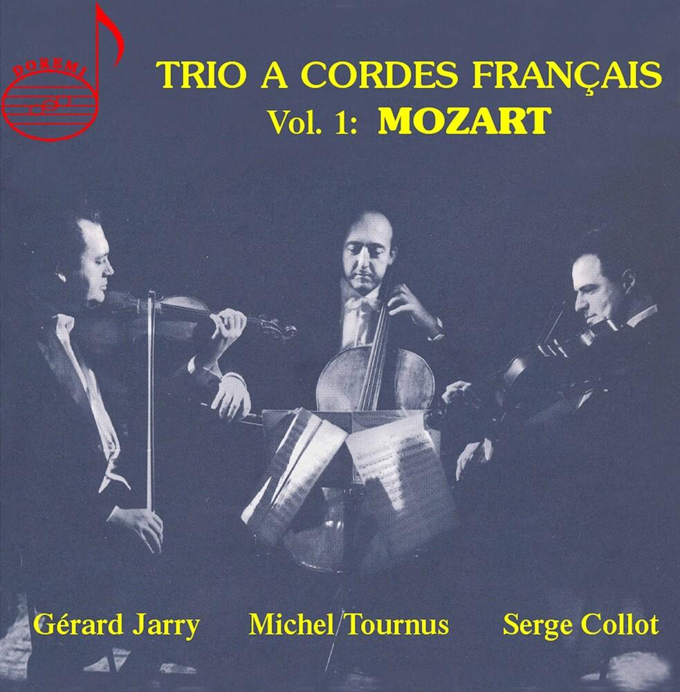 Mozart - Trio A Cordes Francais 1 (Box) (4pk)