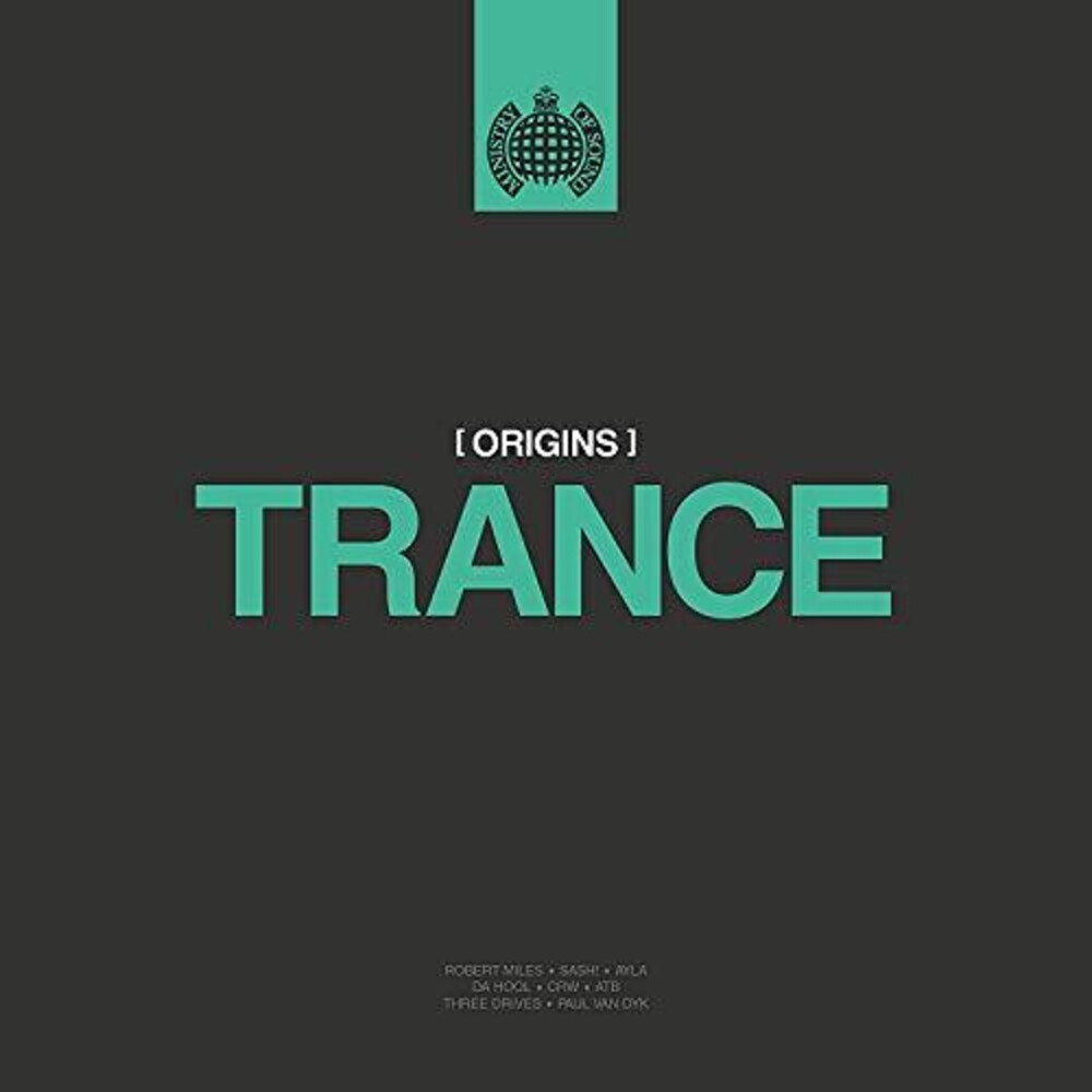 Ministry Of Sound Origins Of Trance / Various - Ministry Of Sound: Origins Of Trance / Various