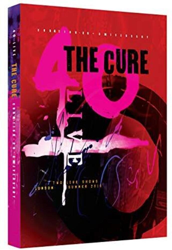 - 40 Live Curaetion 25 + Anniversary [DVD]